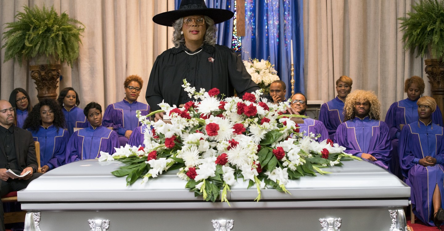 A Madea Family Funeral backdrop 1