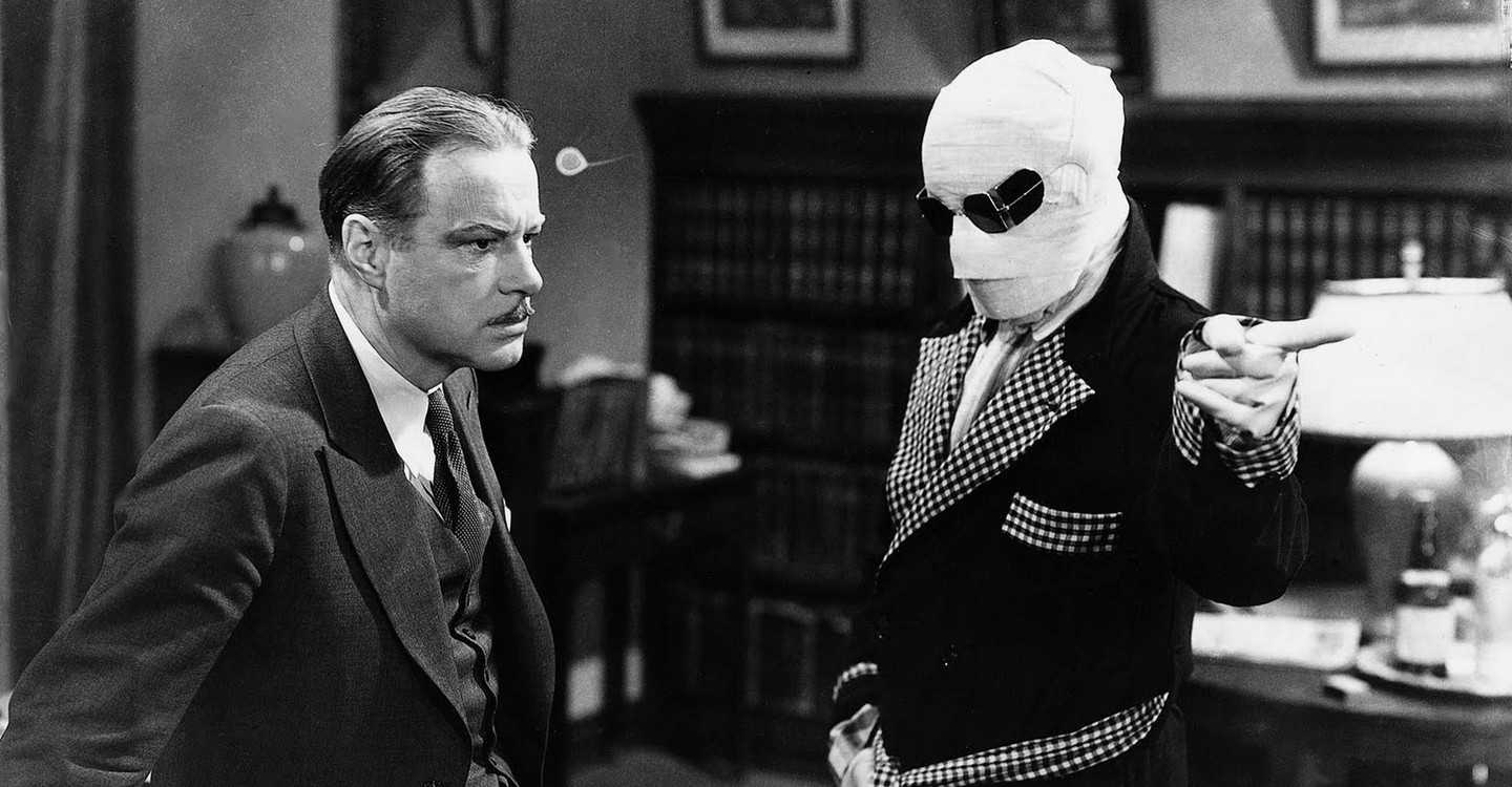 Image result for the invisible man 1933 youtube