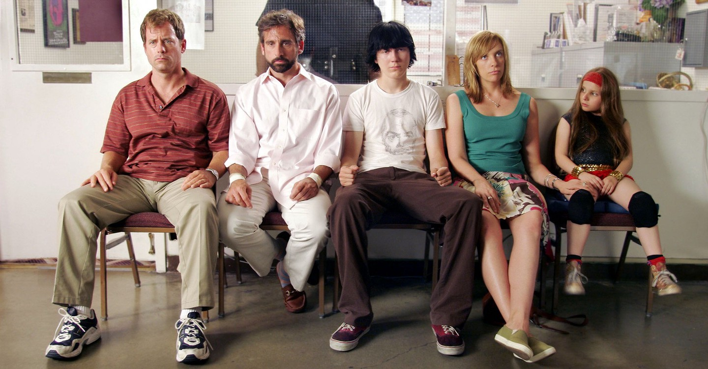 identity crisis in little miss sunshine