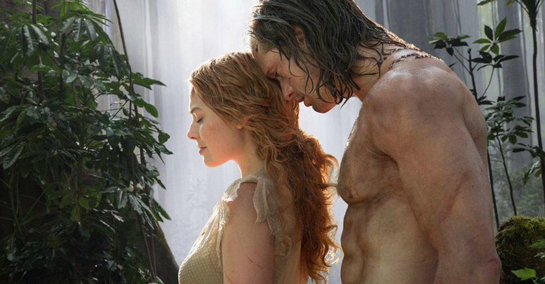 A Lenda de Tarzan backdrop 1