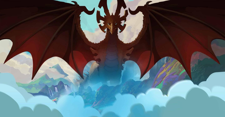 The Dragon Prince backdrop 1