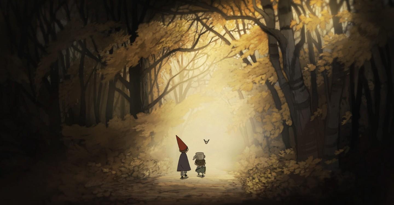 Over the Garden Wall - Avventura nella foresta dei misteri