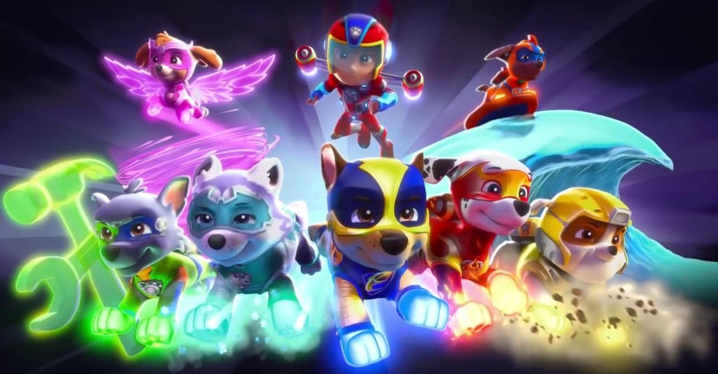 PAW PATROL: Mighty Pups - watch streaming online