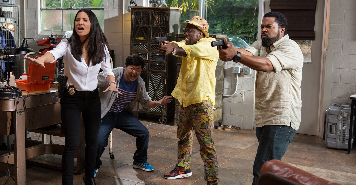 Ana Ayora Age ride along 2 - movie: where to watch streaming online