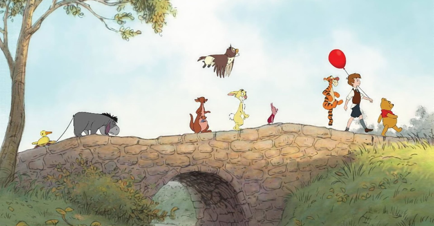 Pooh's Grand Adventure: The Search for Christopher Robin backdrop 1