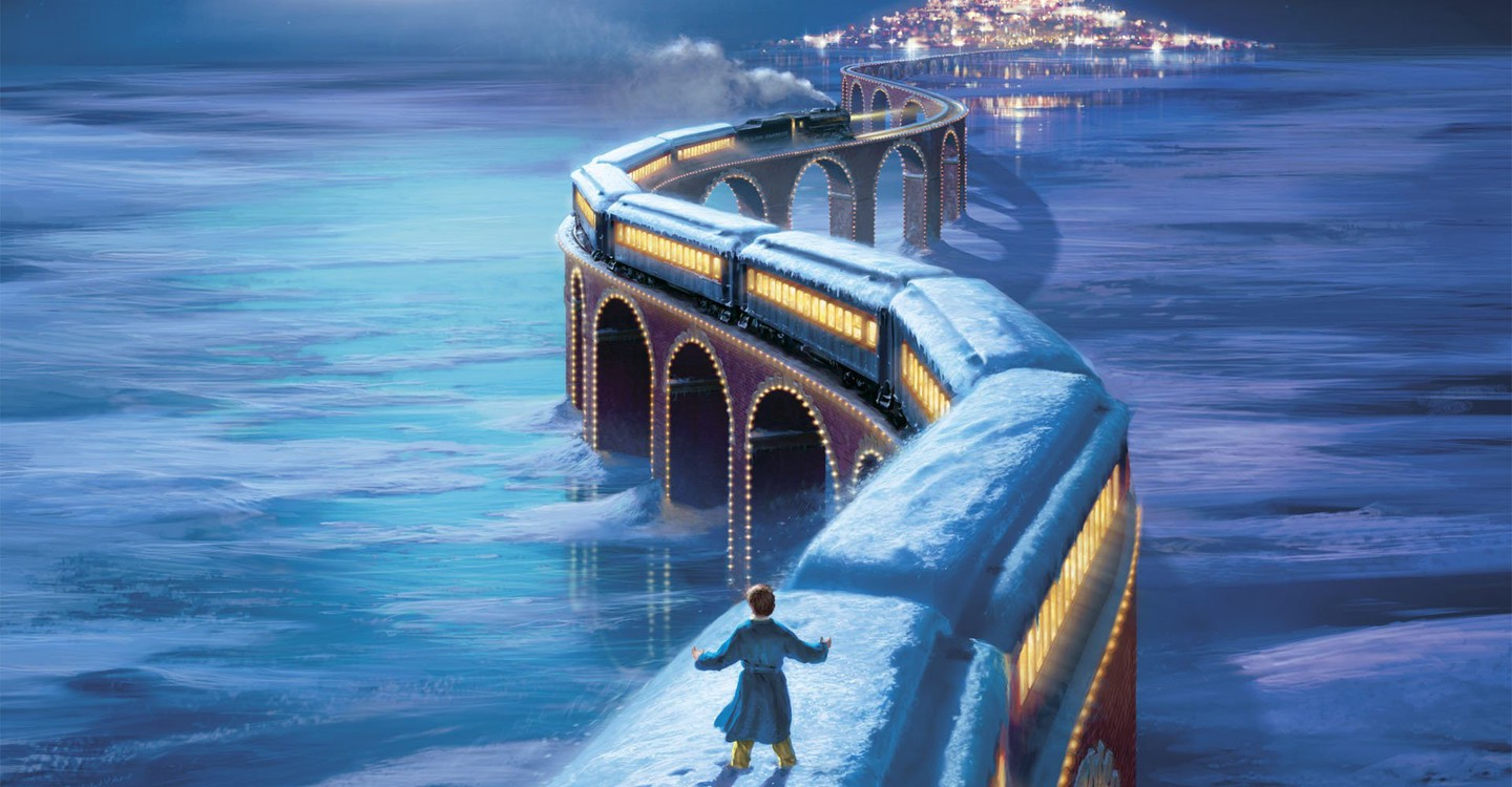 Der Polarexpress backdrop 1