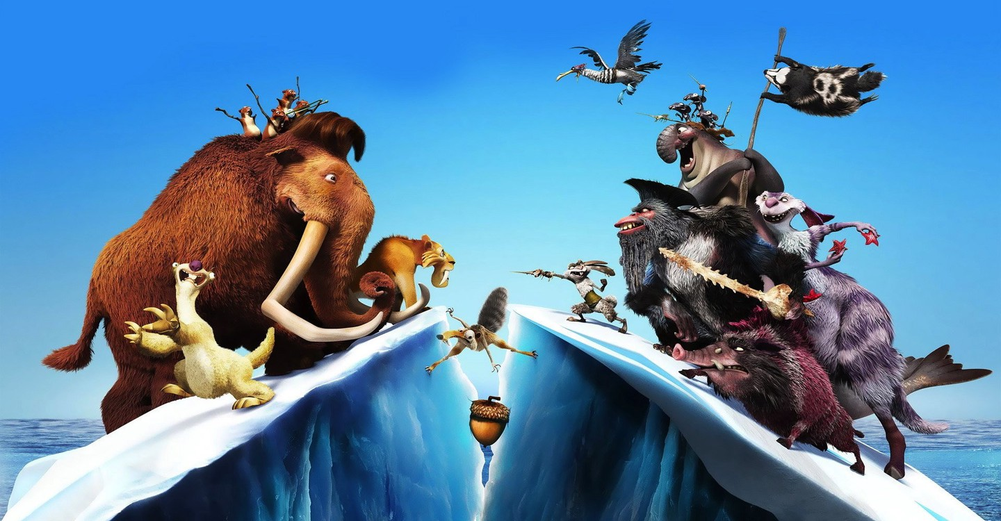 ice age continental drift free online