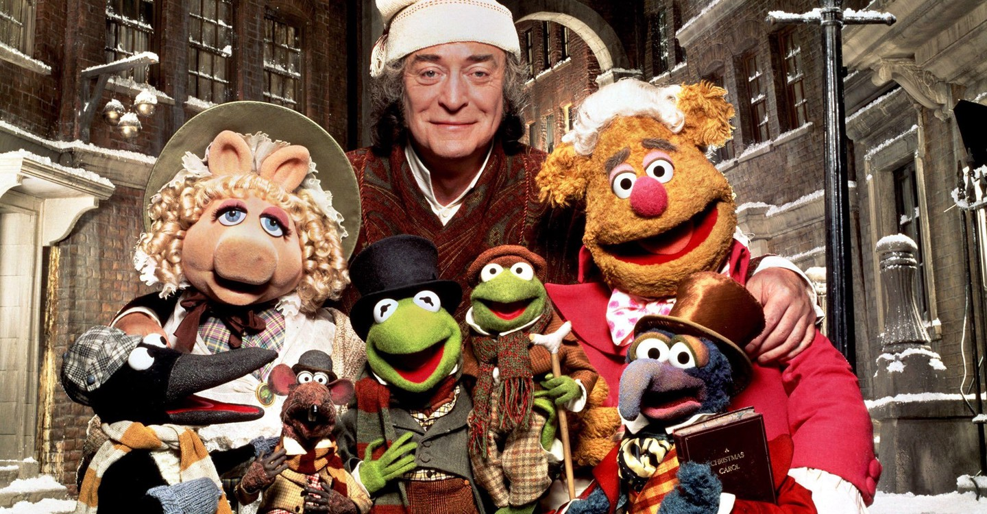The Muppet Christmas Carol backdrop 1