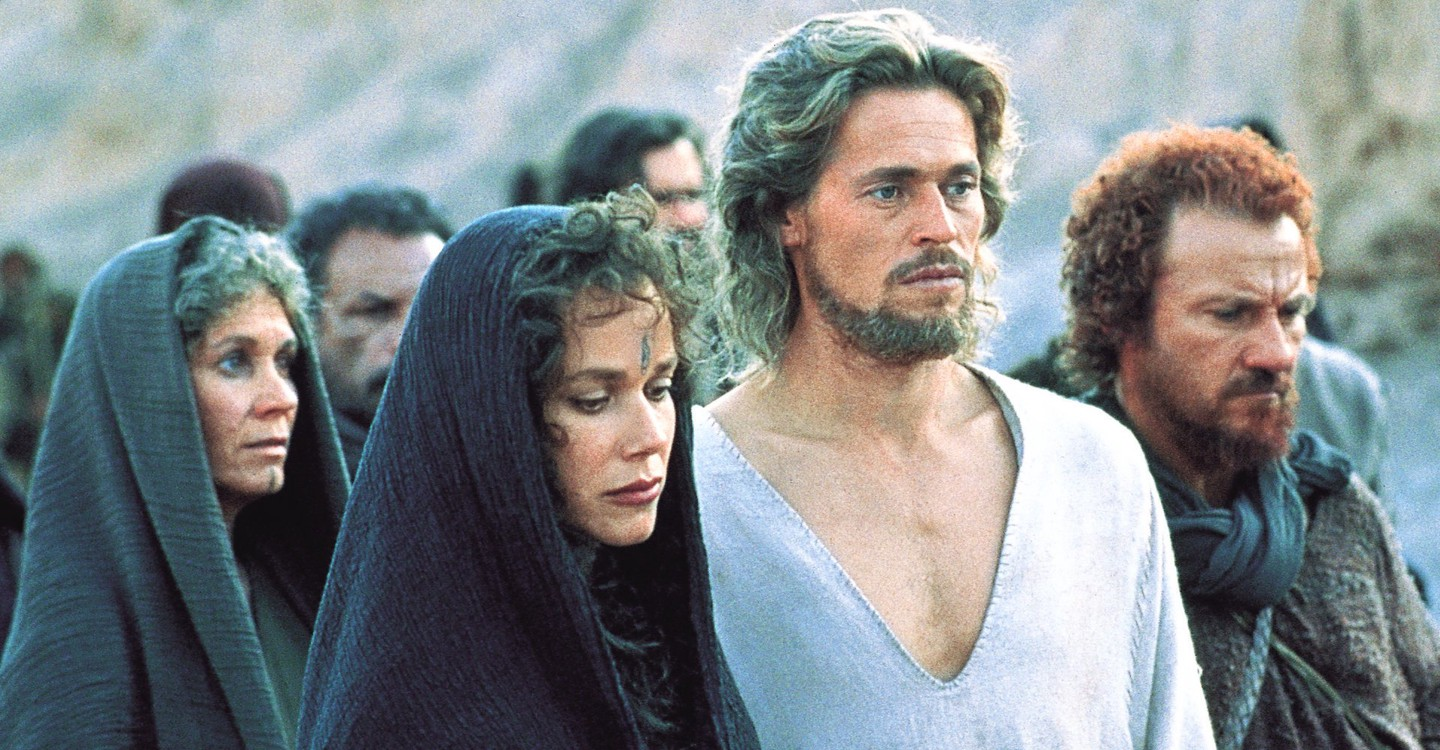The Last Temptation of Christ backdrop 1