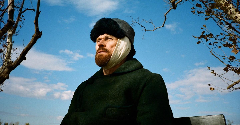 Van Gogh, a las puertas de la eternidad backdrop 1