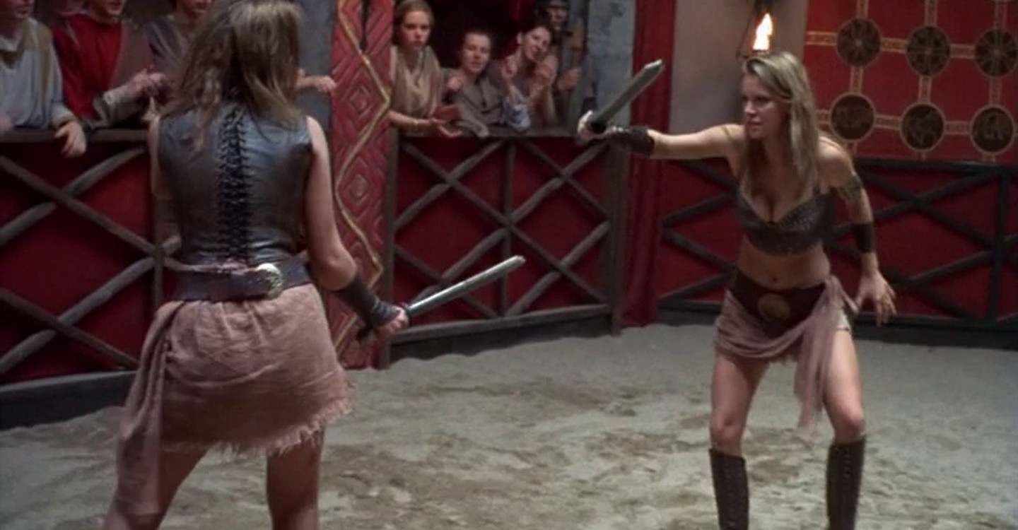 Amazons And Gladiators 2001 amazons and gladiators streaming: where to watch online?