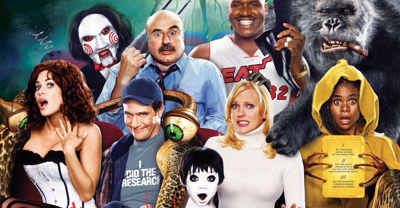 Scary Movie 4 Pelicula Ver Online En Espanol