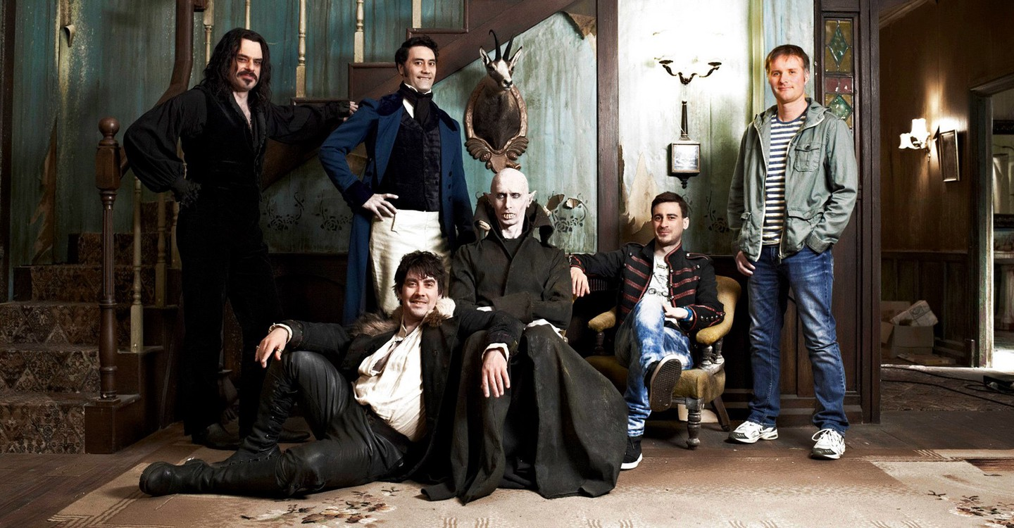 What We Do in the Shadows backdrop 1