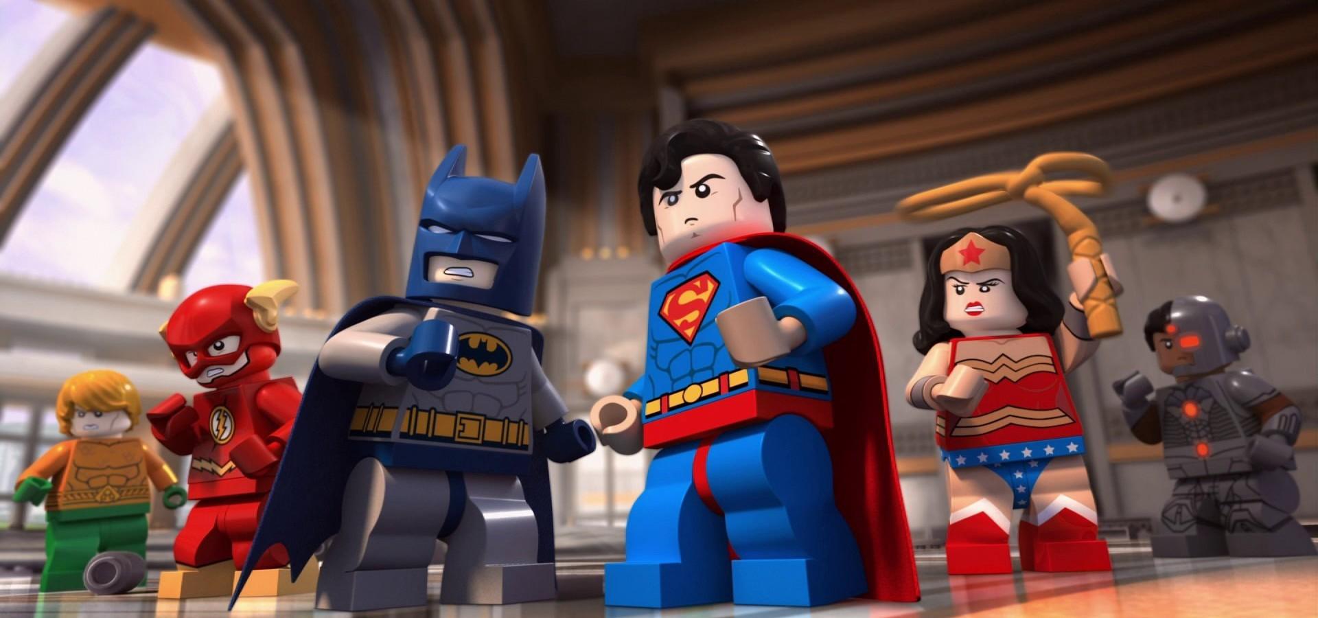 LEGO DC Comics Super Héros : Batman, la ligue des justiciers
