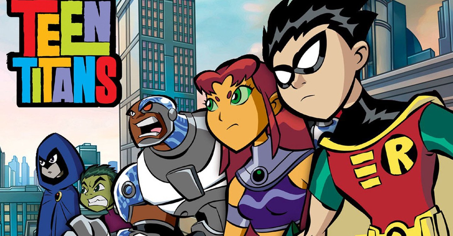 Teen Titans Season 2 - Watch Full Episodes Streaming Online-5268