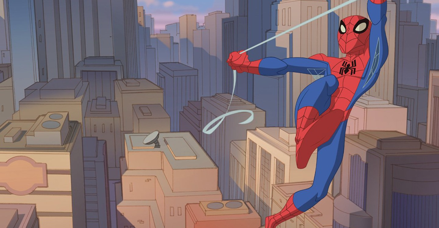 The Spectacular Spider Man Streaming Online