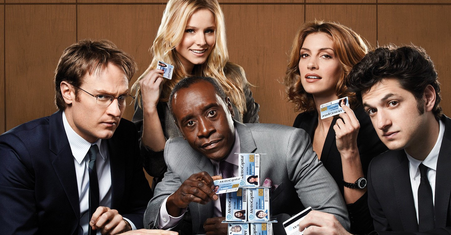 House of Lies backdrop 1