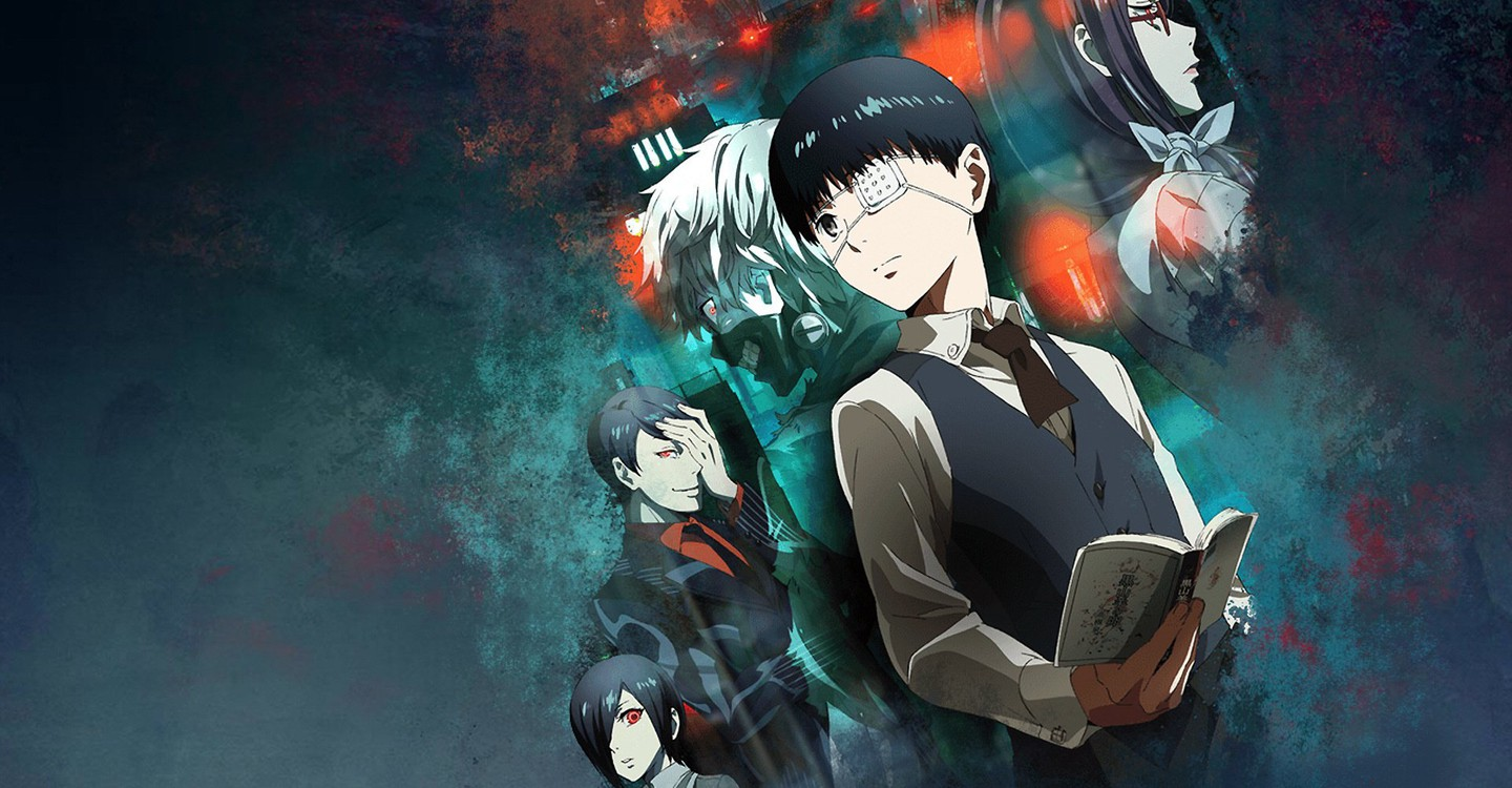 Tokyo Ghoul Season 3 - watch full episodes streaming online