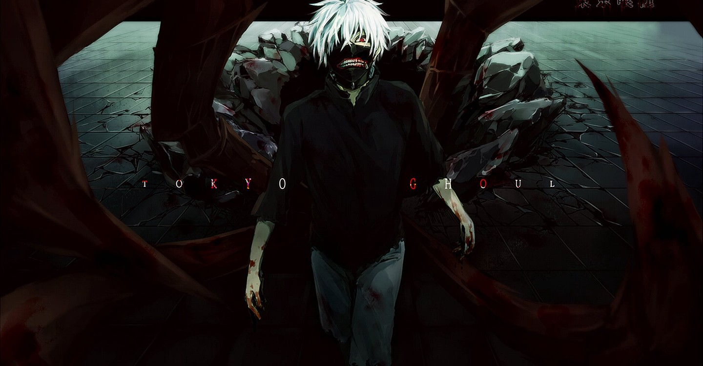 Tokyo Ghoul - watch tv show streaming online