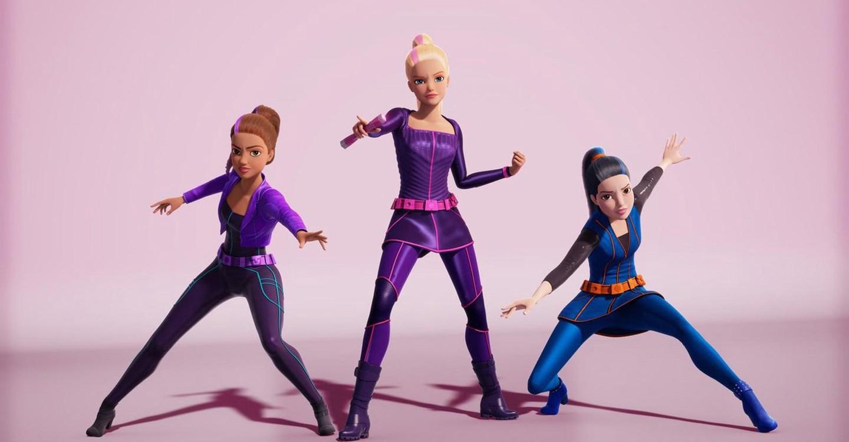 Barbie: Titkos ügynökök