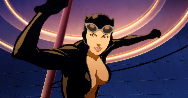 Batman fucks catwoman cartoon hentai pictures
