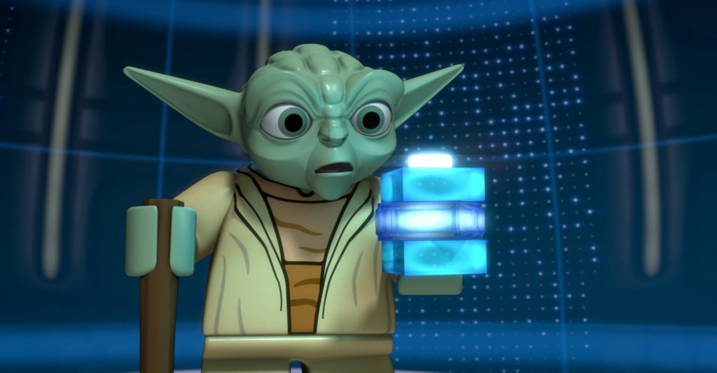 Lego Star Wars: Die Yoda Chroniken backdrop 1