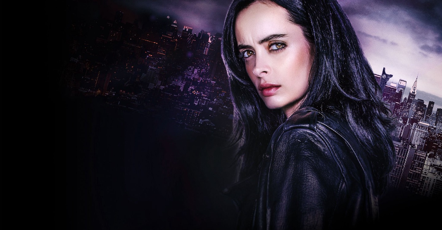 Marvel's Jessica Jones backdrop 1