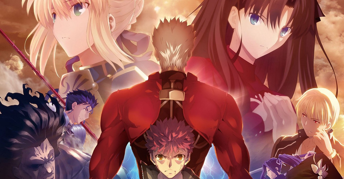 Fate/stay night [Unlimited Blade Works] backdrop 1