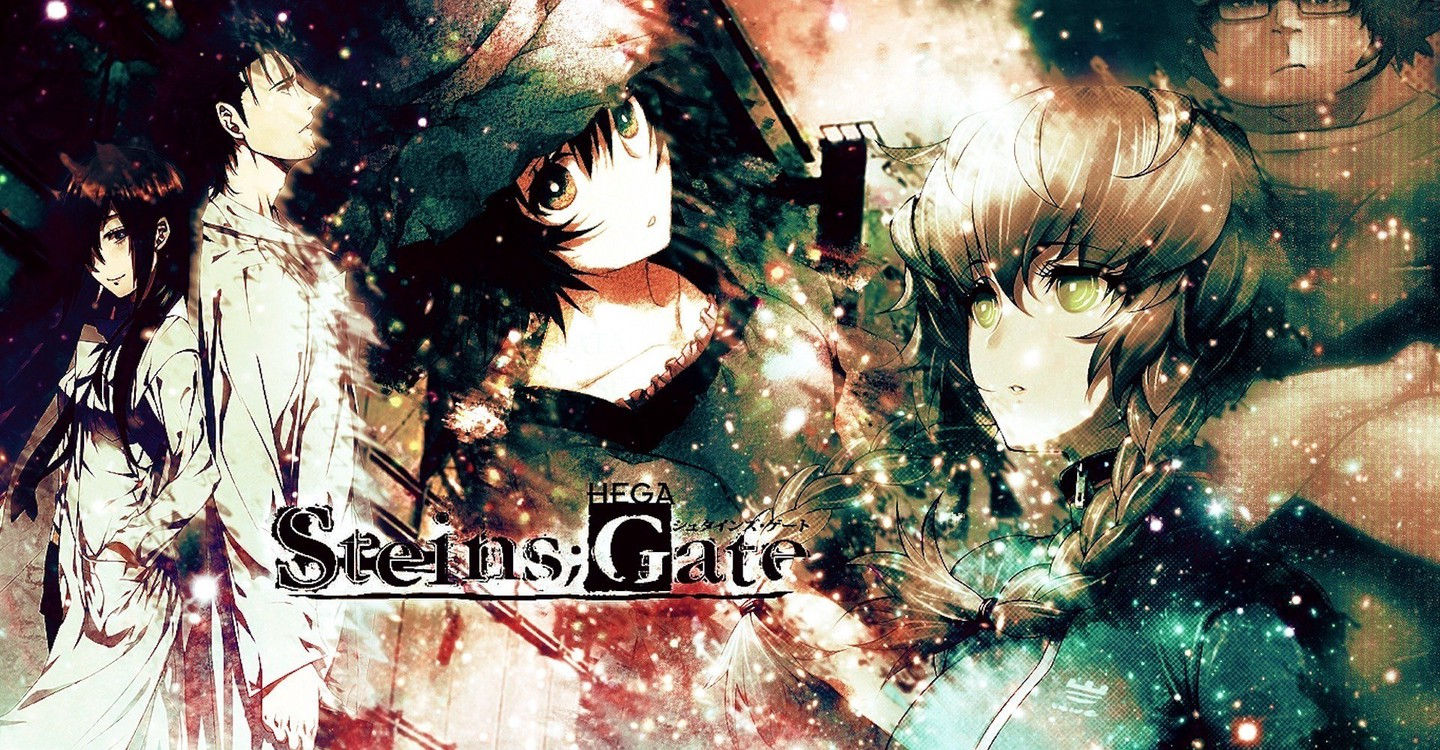 steins gate watch tv show streaming online