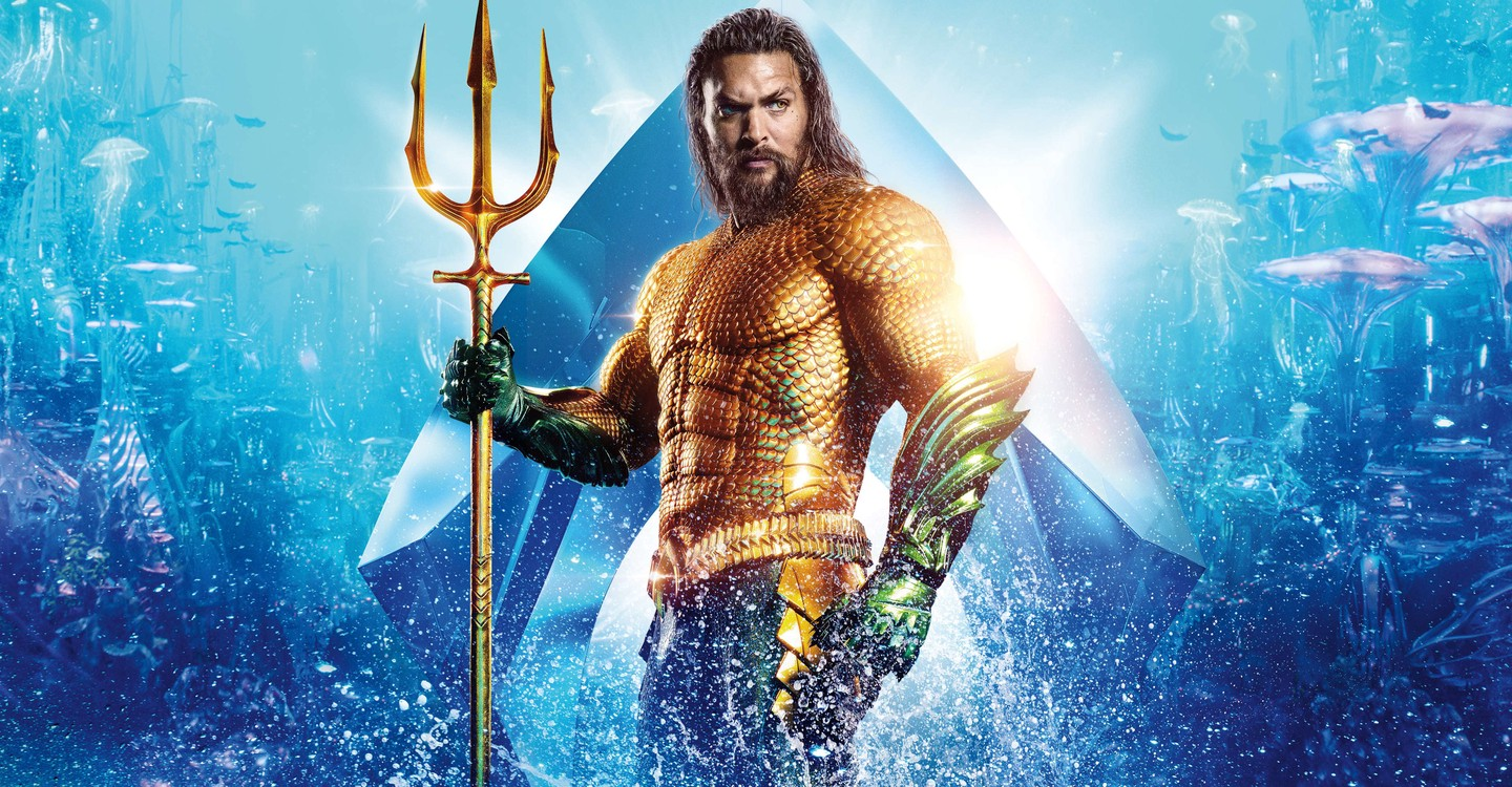Aquaman backdrop 1