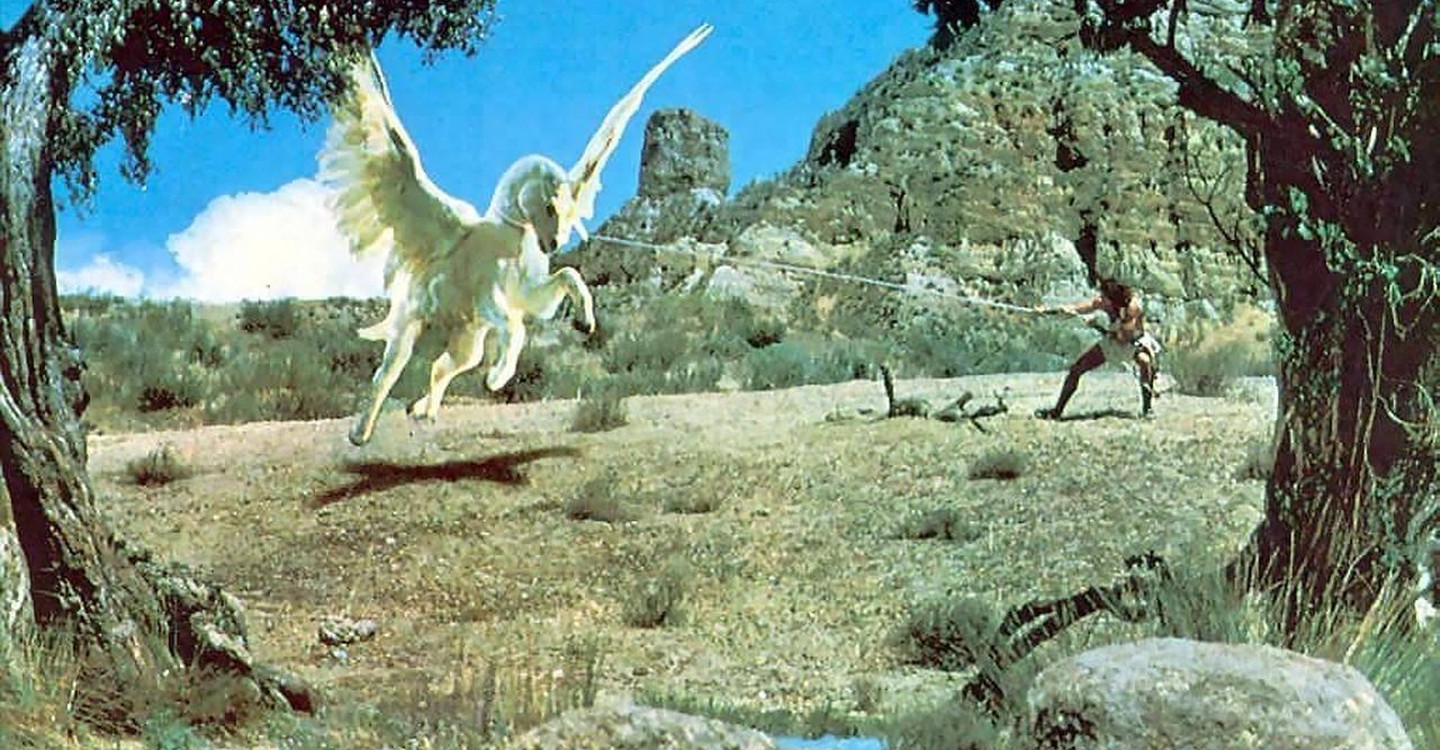 Image result for clash of the titans 1981