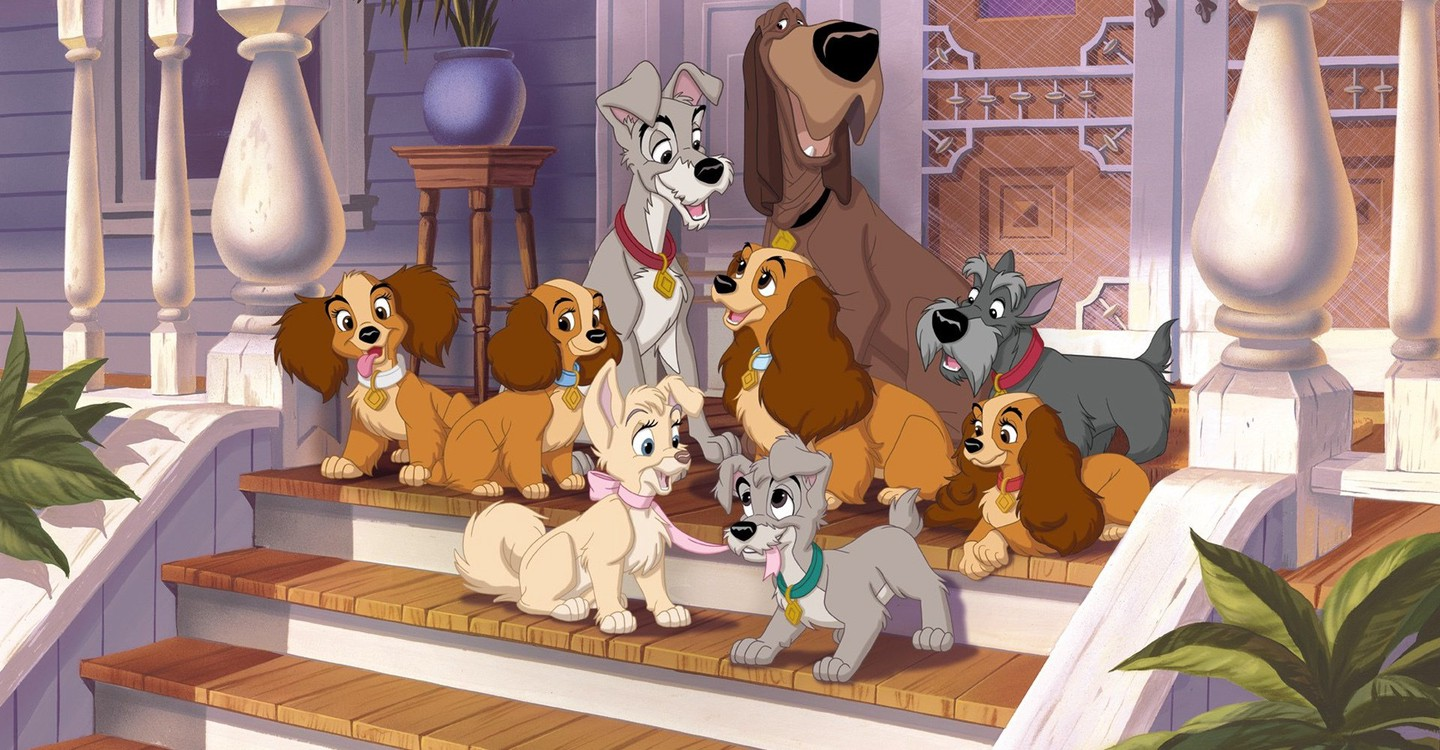 Lady And The Tramp Ii Scamp S Adventure Streaming