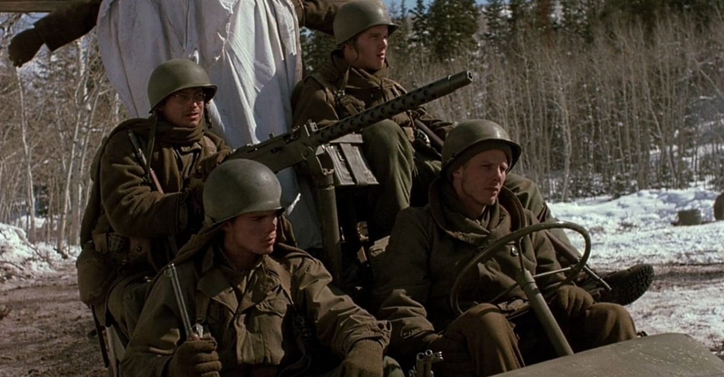 War Movie : A Midnight Clear (1992)