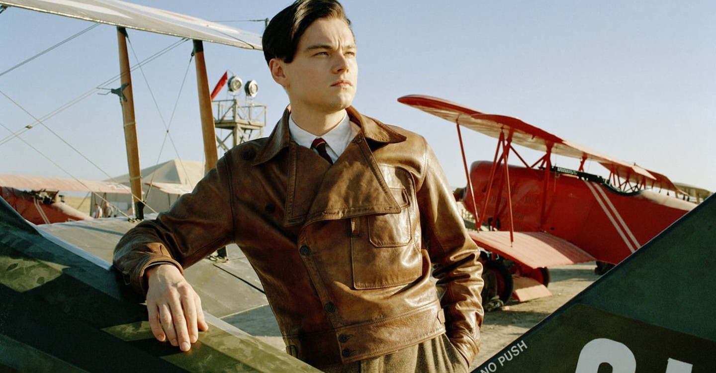 The Aviator backdrop 1