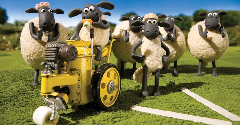 Shaun the Sheep Movie backdrop 1