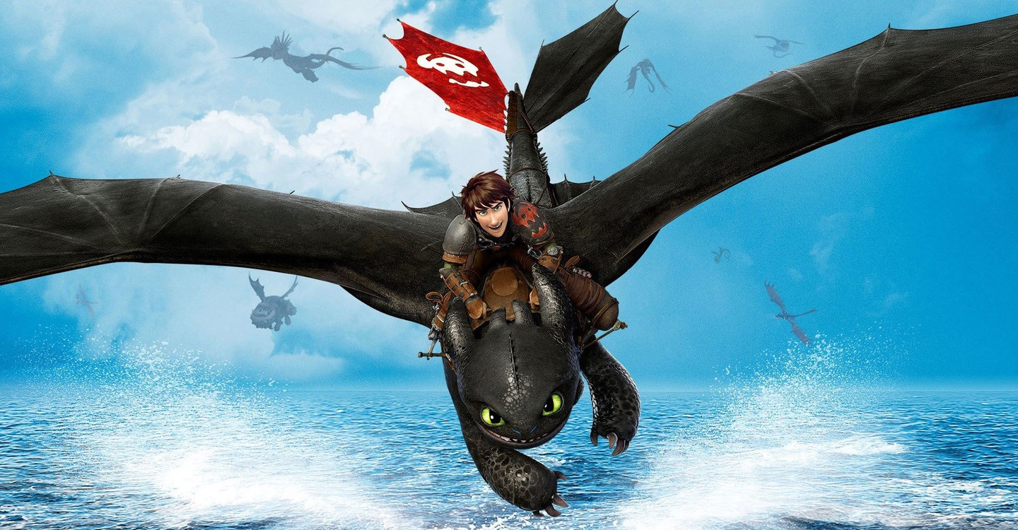 How to Train Your Dragon 2 backdrop 1