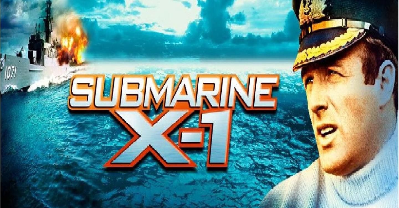 War Movie : Submarine X-1 (1968)