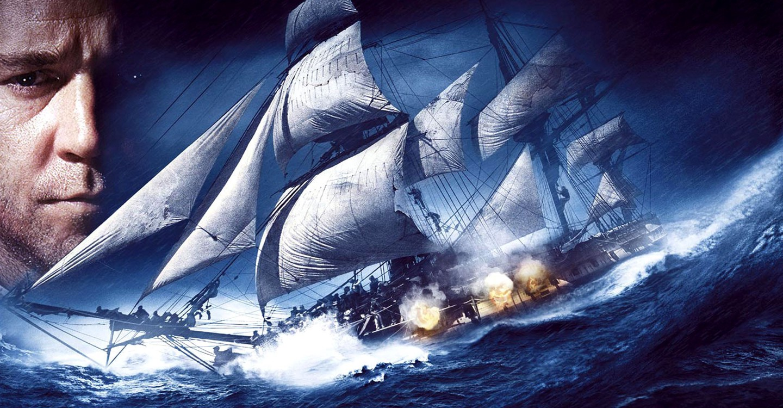 Kapitány és katona - A világ túlsó oldalán