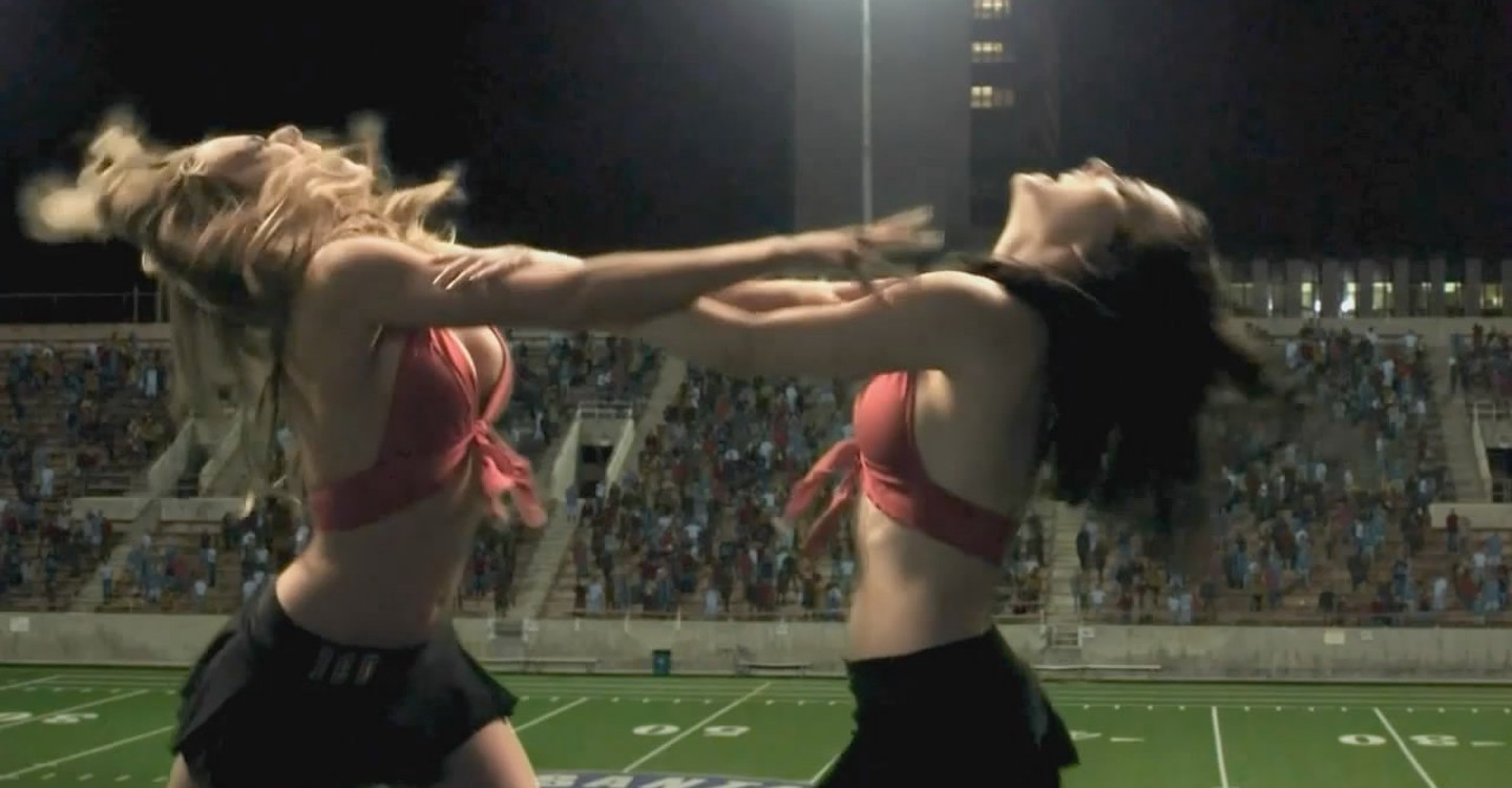 attack of the 50 foot cheerleader free online