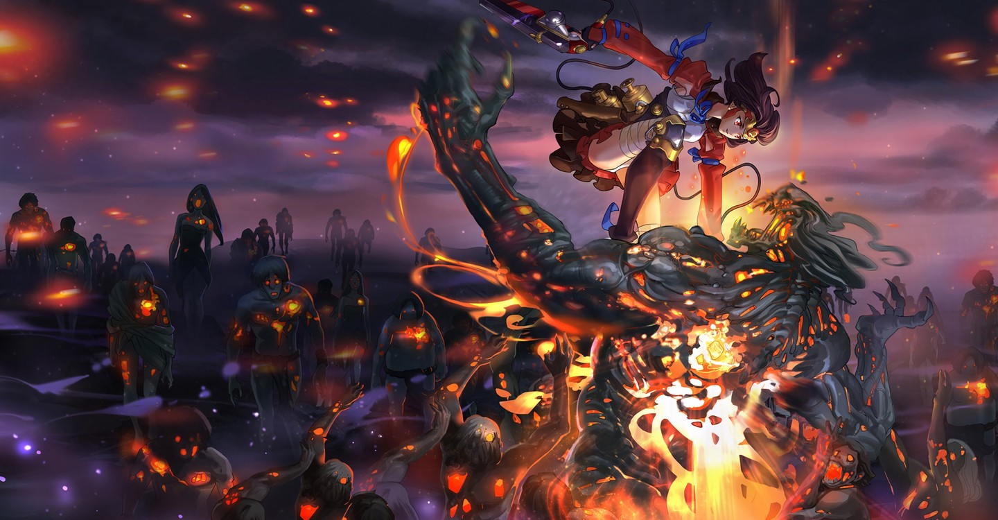 Image result for 2016 Kabaneri of the Iron