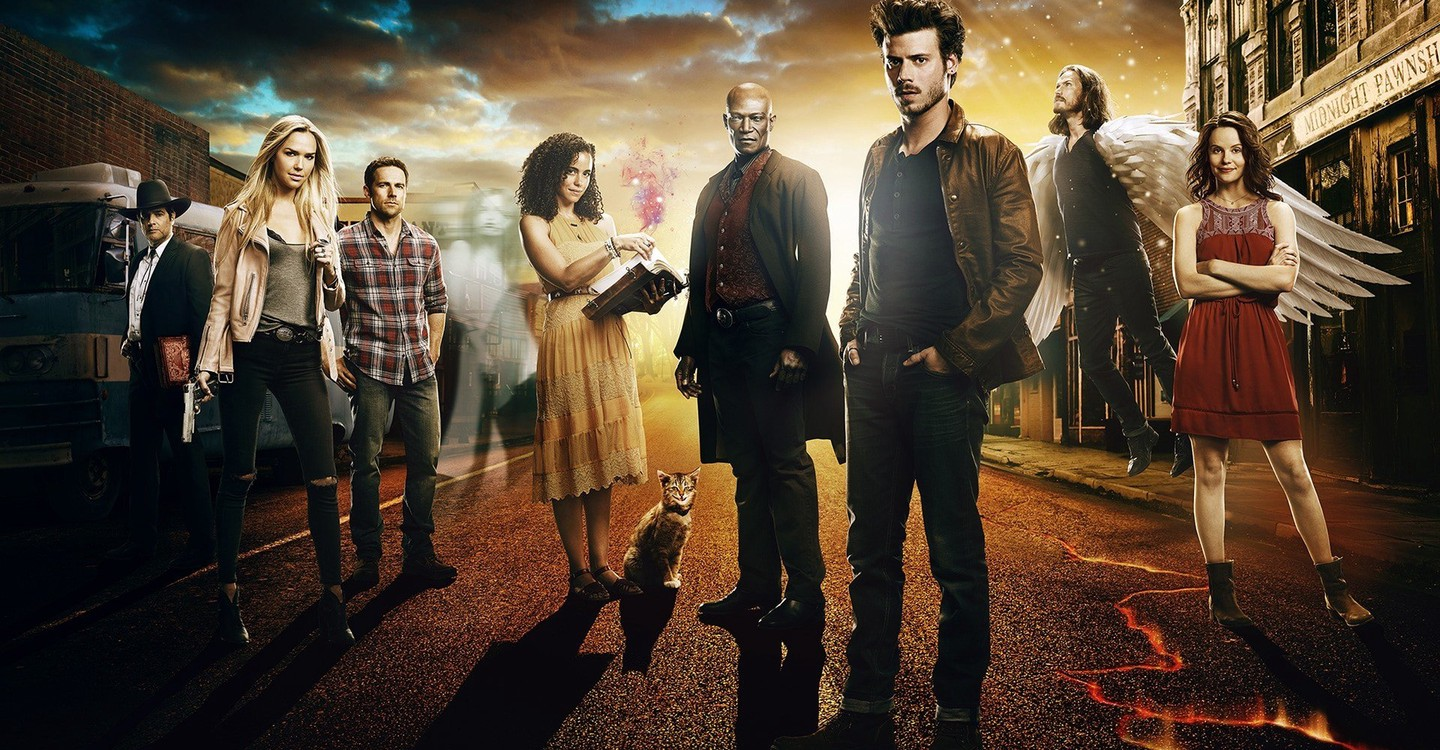 Midnight, Texas - stream tv show online