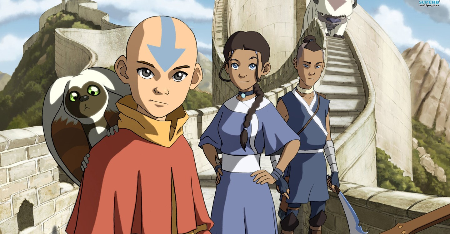 Avatar: Legenda o Aangovi
