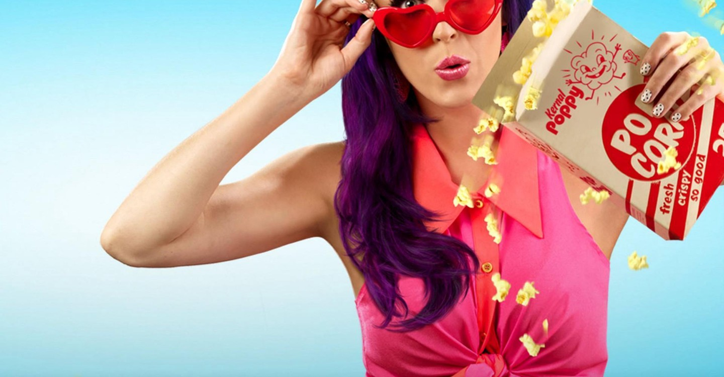Katy Perry: Part of Me backdrop 1