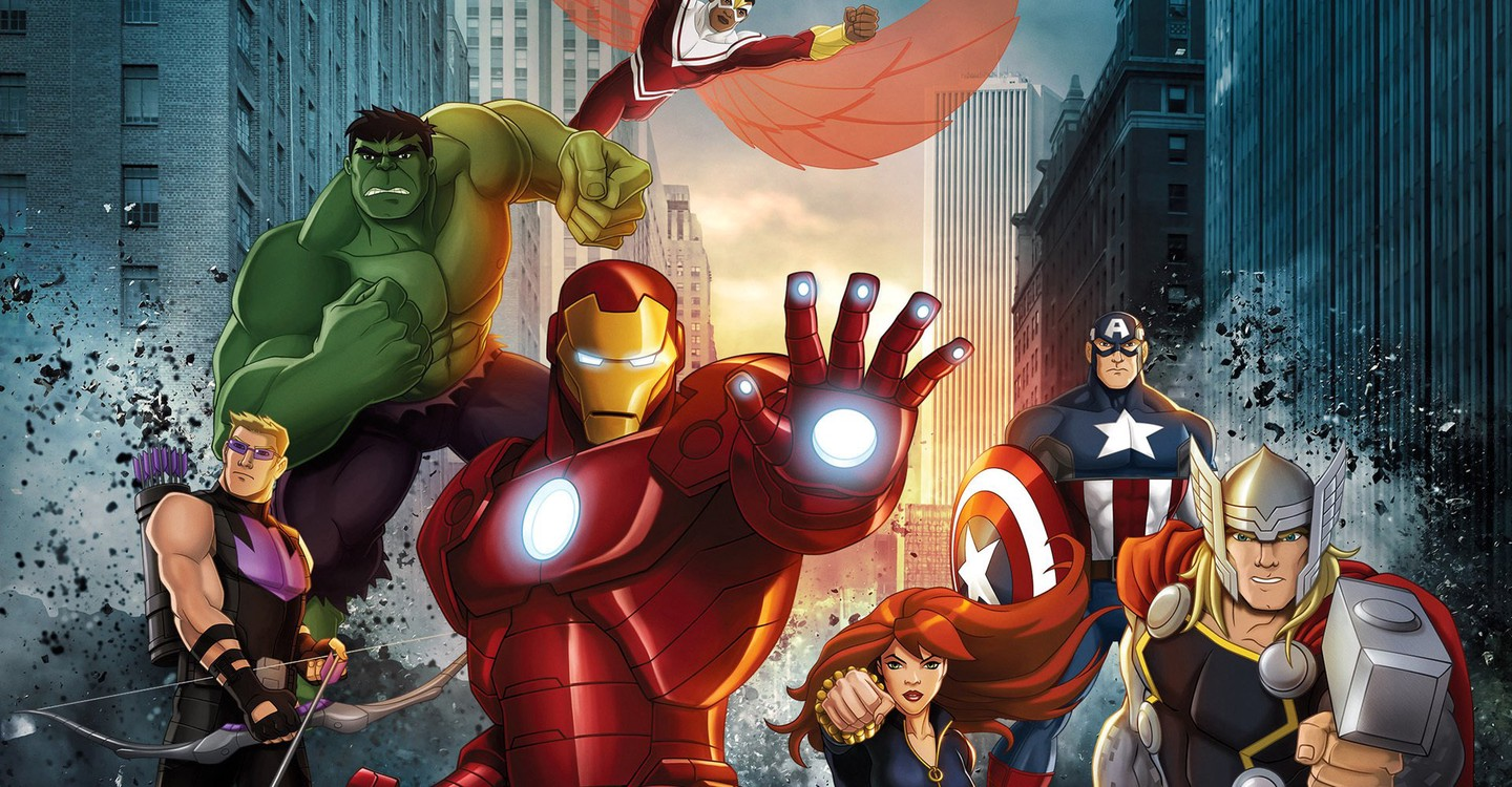 Marvel's Avengers Assemble backdrop 1