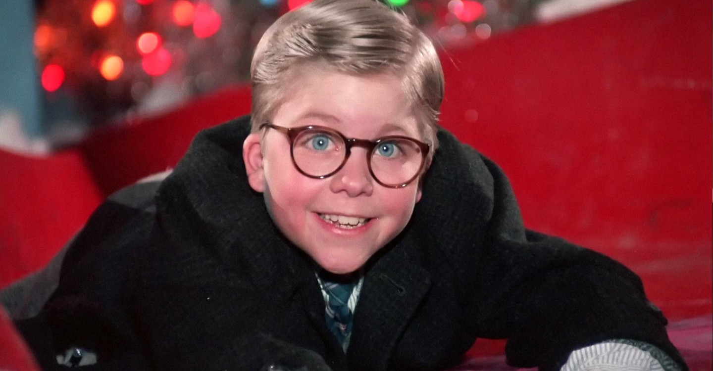 A Christmas Story backdrop 1