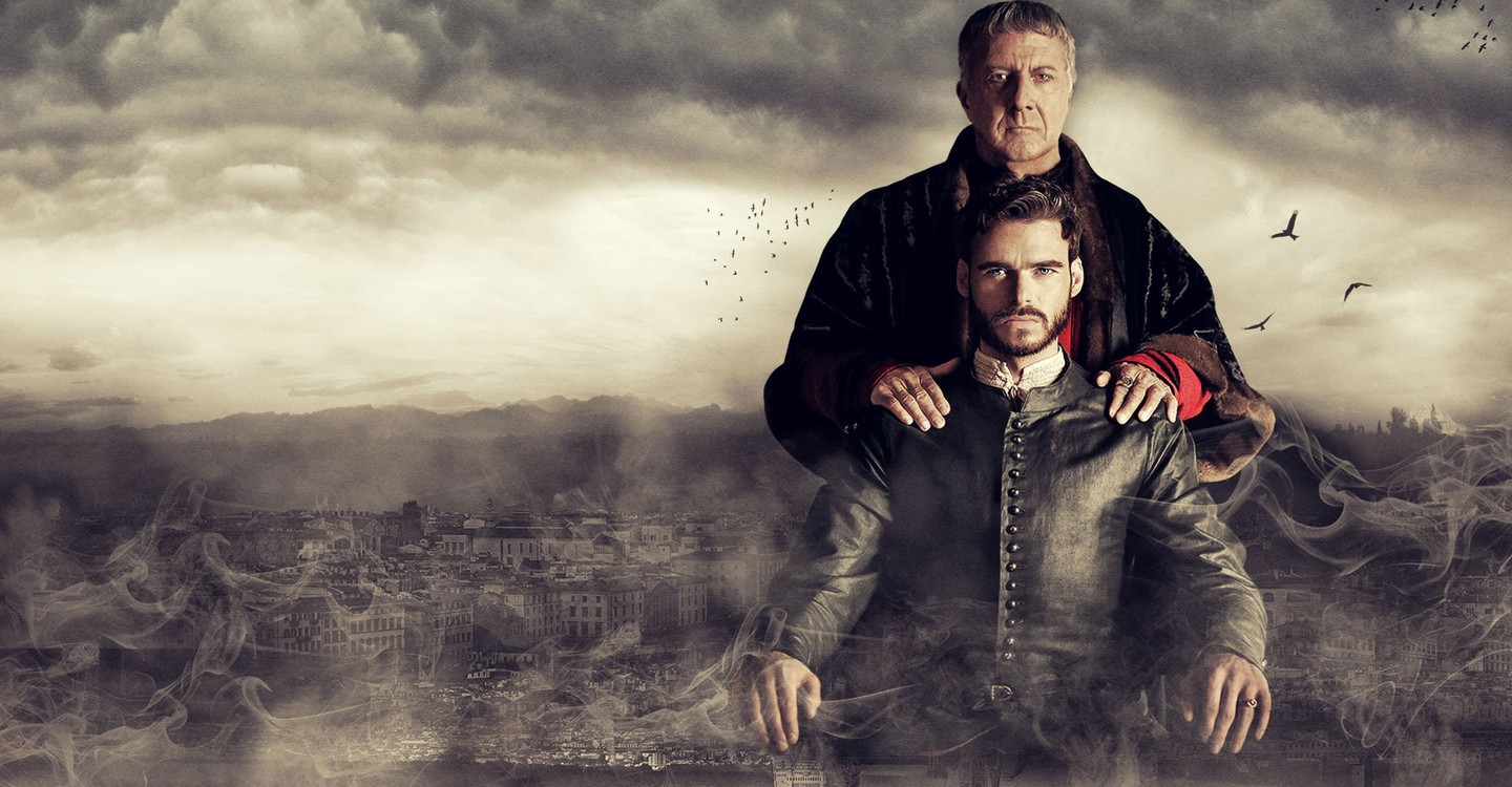 Medici: Masters of Florence backdrop 1
