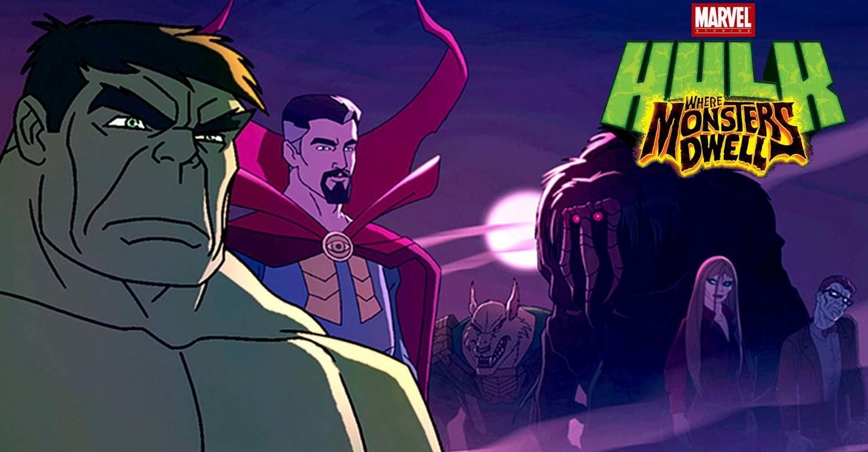 Hulk: Where Monsters Dwell backdrop 1