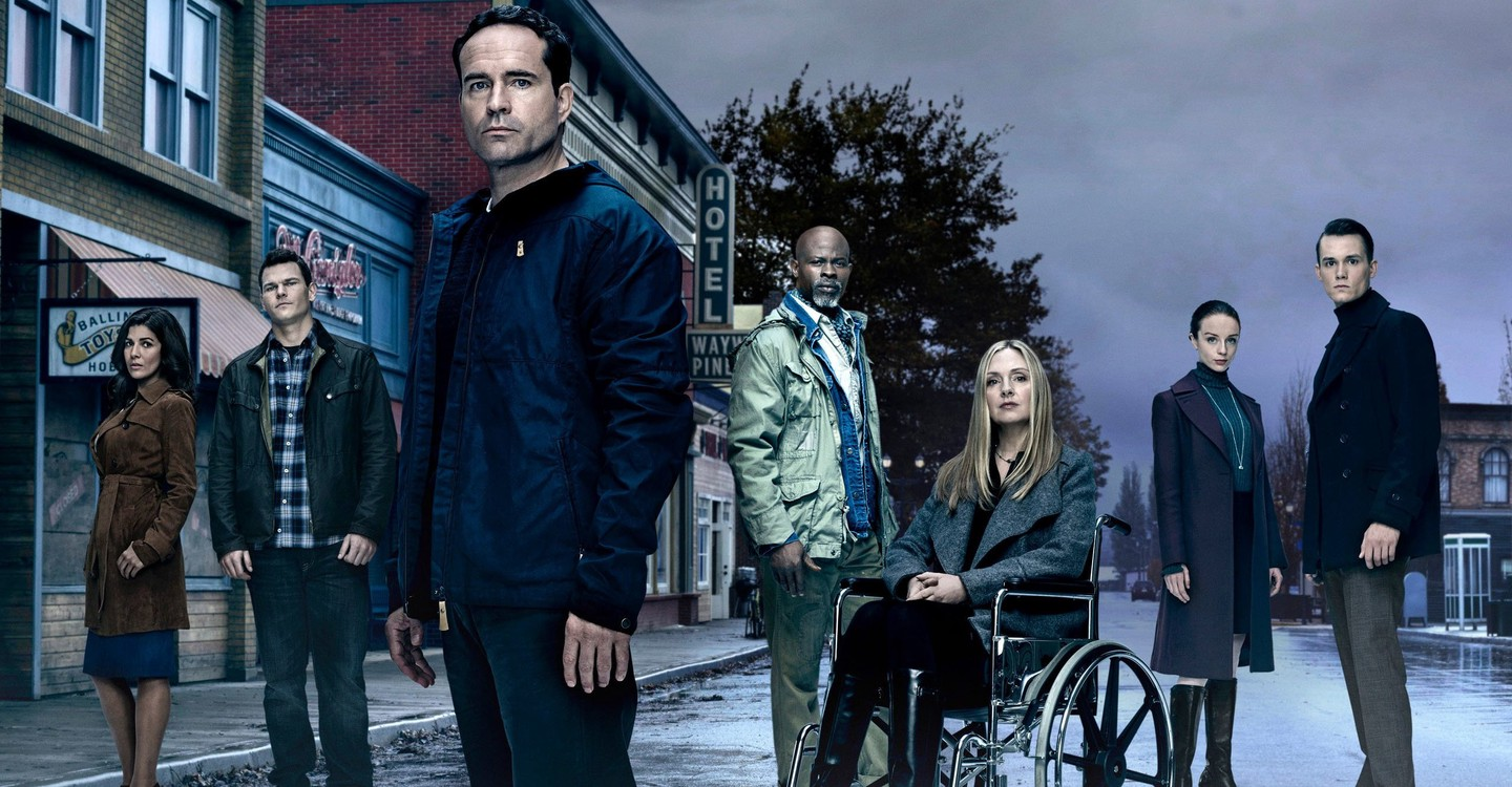 Wayward Pines Season 1 Watch Episodes Streaming Online