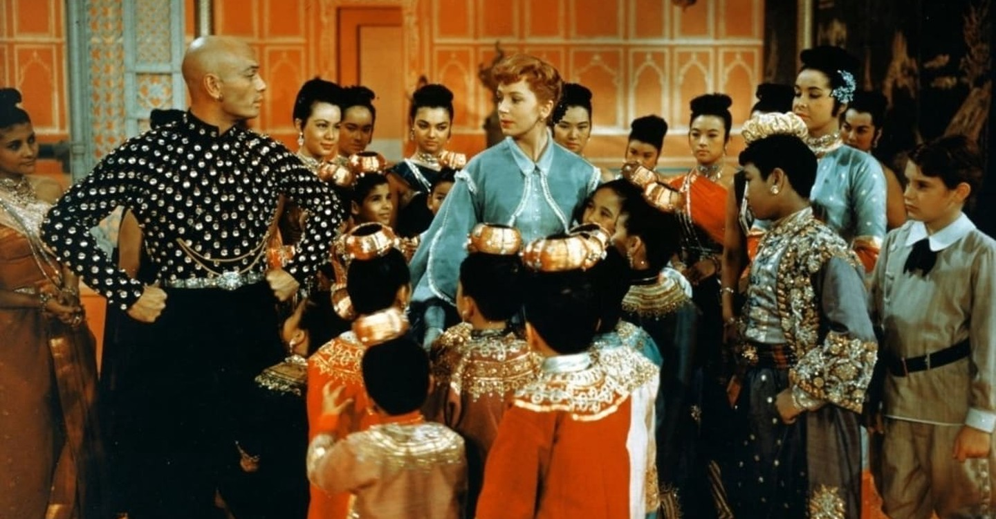 The King and I backdrop 1