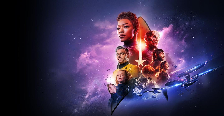 Star Trek: Discovery backdrop 1